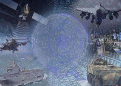 Impacts de l'intelligence artificielle dans le champ de bataille sur les fonctions de supériorité opérationnelle de l'armée de Terre à l'horizon 2035