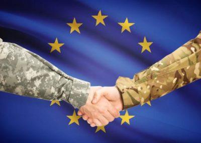 Quels vecteurs de rapprochement l'adT peut-elle mettre en œuvre avec ses partenaires pour favoriser une culture opérationnelle européenne ?